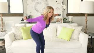 Ask Denise: How To Improve Posture In Your 60s? | LifeFit 360 | Denise Austin