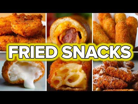 6 Crispy Snacks To Make For Friends