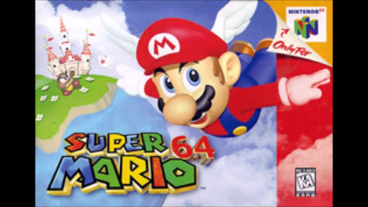 Mario 64 Thank You So Much A For To Playing My Game Pharrell