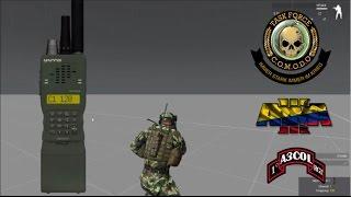 Arma 3 task force radio tutorial