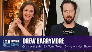 Drew Barrymore on Reuniting With Tom Green on Her Show
