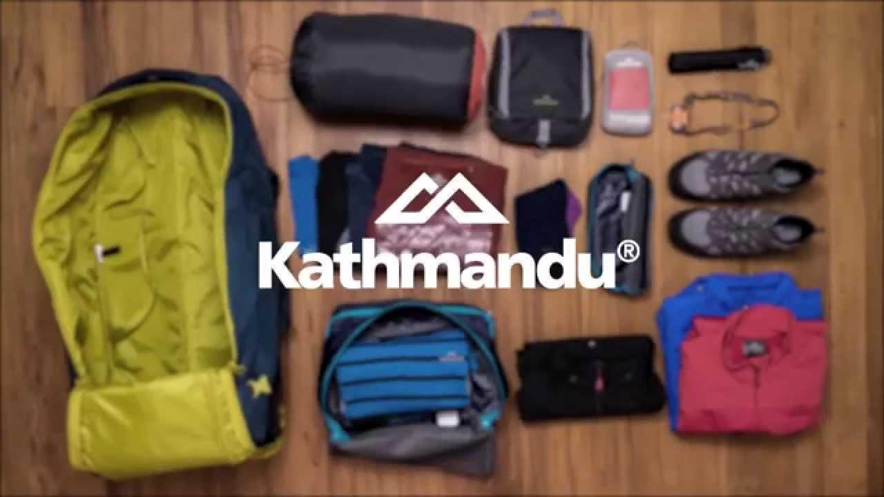 Kathmandu s Hybrid Backpack Trolley Packing Guide - YouTube 6d7a80f821a99