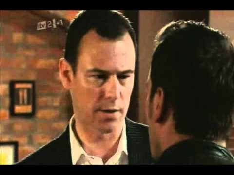 Coronation Street - Peter Attacks Frank After Carla's Rape