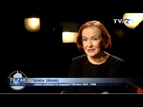 TVR 60: Interviu cu Sanda Ţăranu