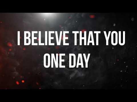 Someday Maybe Lyric Video