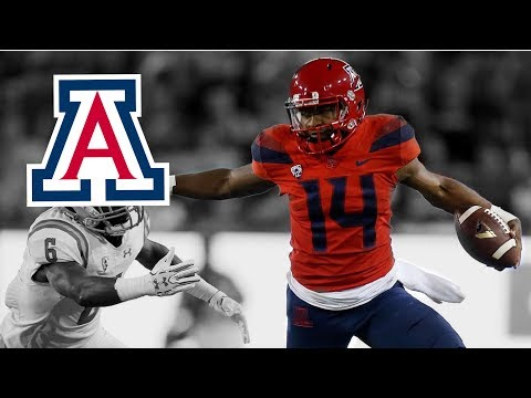 Fastest QB In College Football || Arizona QB  Khalil Tate Official Highlights