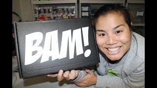 2017 November BAM! Box Unboxing