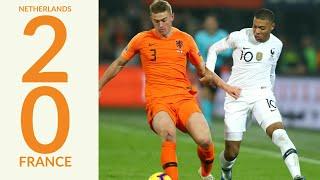 Netherlands Vs France (2-0) | All Goals and Highlights