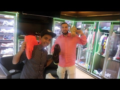 SNEAKER TALK WITH FRENCH MONTANA !!!!