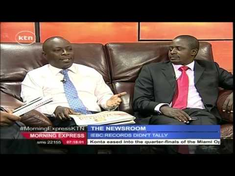 The Newsroom: Analysis of the headlines reportage 30th March 2016 [Part 1]