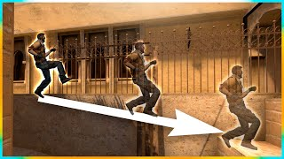 IMPOSSIBLE JUMPS in CS:GO