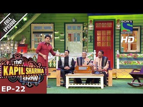The Kapil Sharma Show - दी कपिल शर्मा शो–Ep-22-Wadali Bandu Night– 3rd July 2016