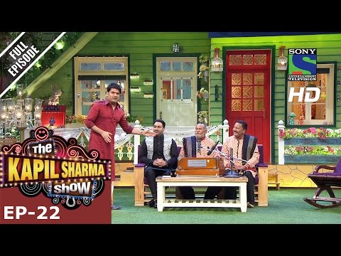 The Kapil Sharma Show - दी कपिल शर्मा शो–Ep-22-Wadali Bandu Night– 3rd July 2016