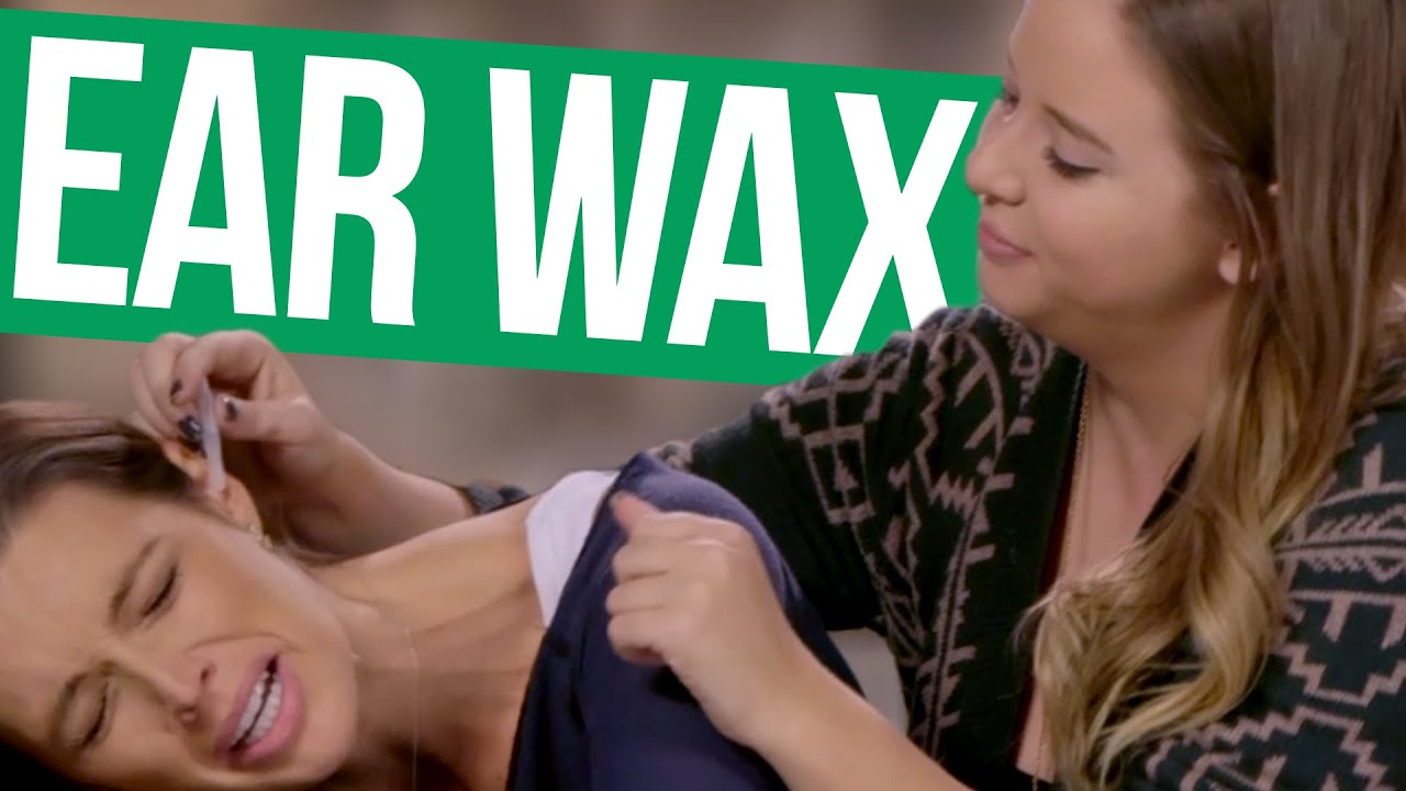 how to get rid of earwax without q tips