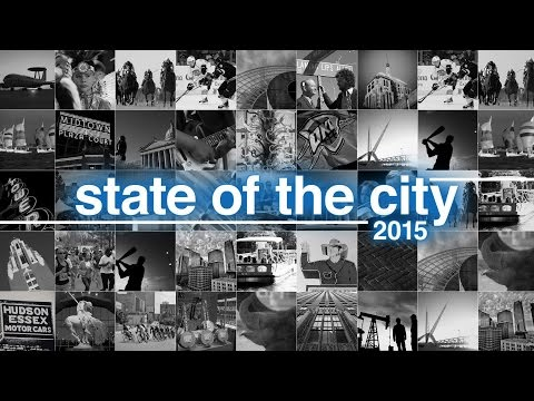 Oklahoma City Mayor Mick Cornett's 2015 State of the City Address