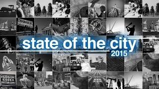 Oklahoma City Mayor Mick Cornett's 2015 State of the City Address Thumbnail