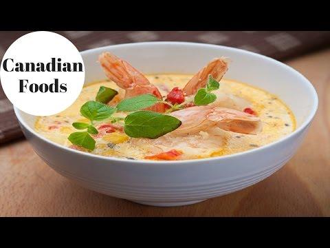 Top 10 canada's favorite food