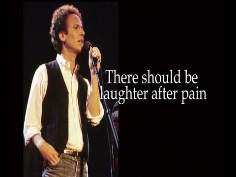 Why worry - Art Garfunkel (With Lyrics)