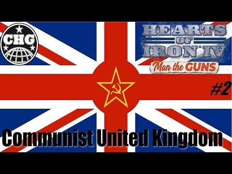 HOI4: Man The Guns - Communist United Kingdom #2 - Referendum Or Revolution
