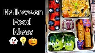 Halloween Food Ideas Fun, Easy…