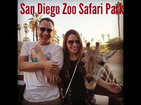 San Diego Zoo Safari Park Adventure - Hand Feed Giraffe on Private Tour thumbnail