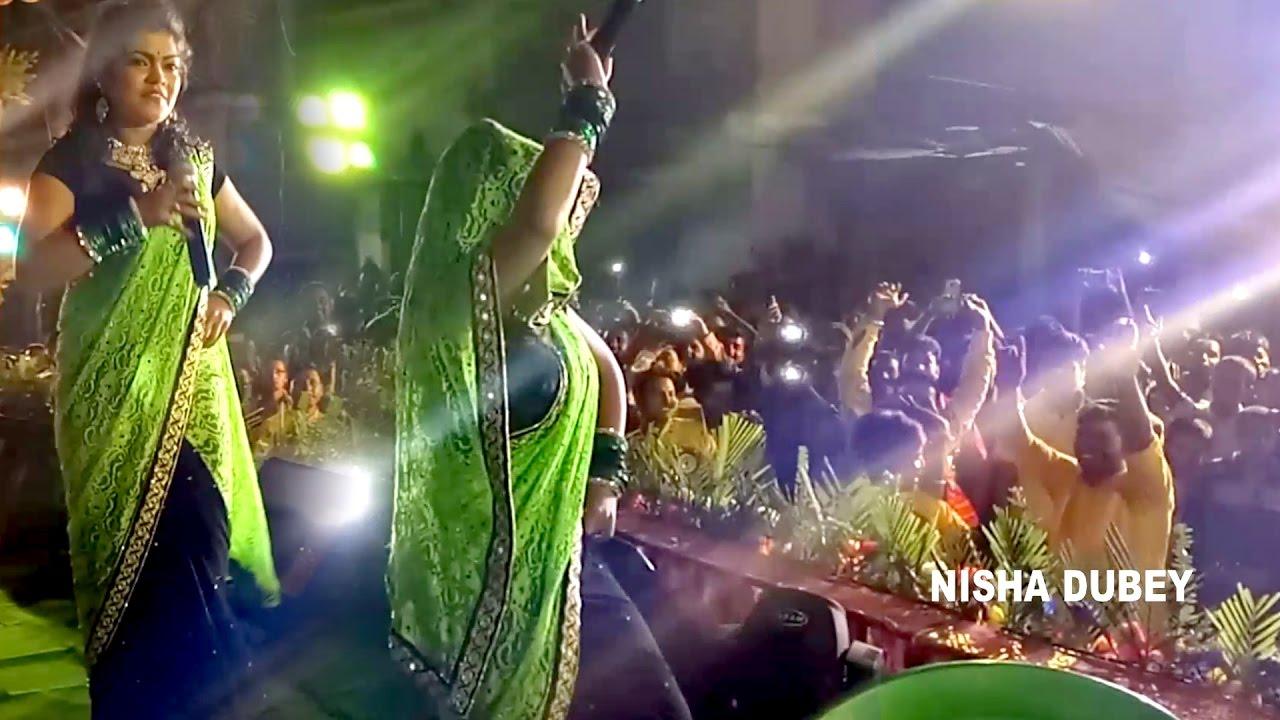 Download Nisha Dubey - Live Stage Performance | Part 01