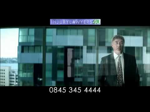 "Injury Lawyers 4 u - ""Justice"" - Commercial Bill Murray"