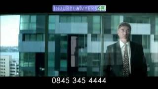 """Injury Lawyers 4 u - """"Justice"""" - Commercial Bill Murray"""