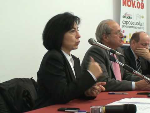 Carmela Palumbo, 1^ parte - Simposio Alpe-Adria