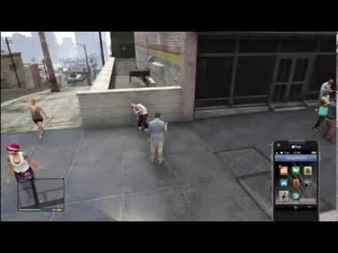 GTA 5  Zomblie Apocolyse Illuminati Secret [Grand Theft Auto V]