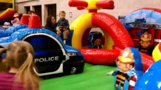 Inflatable Games For Rent Grand Rapids Michigan Church Events