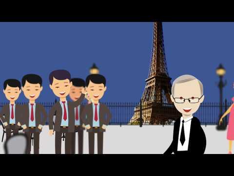 Présentation du Chinese Business Club (version française)