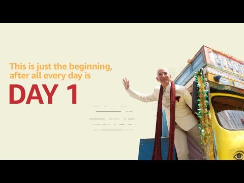 Amazon.in: 5 years of innovation in India