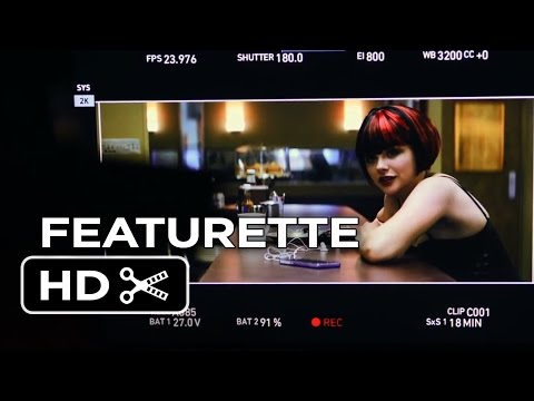 The Equalizer Featurette - Chloe Grace Moretz (2014) - Denzel Washington Action Thriller HD