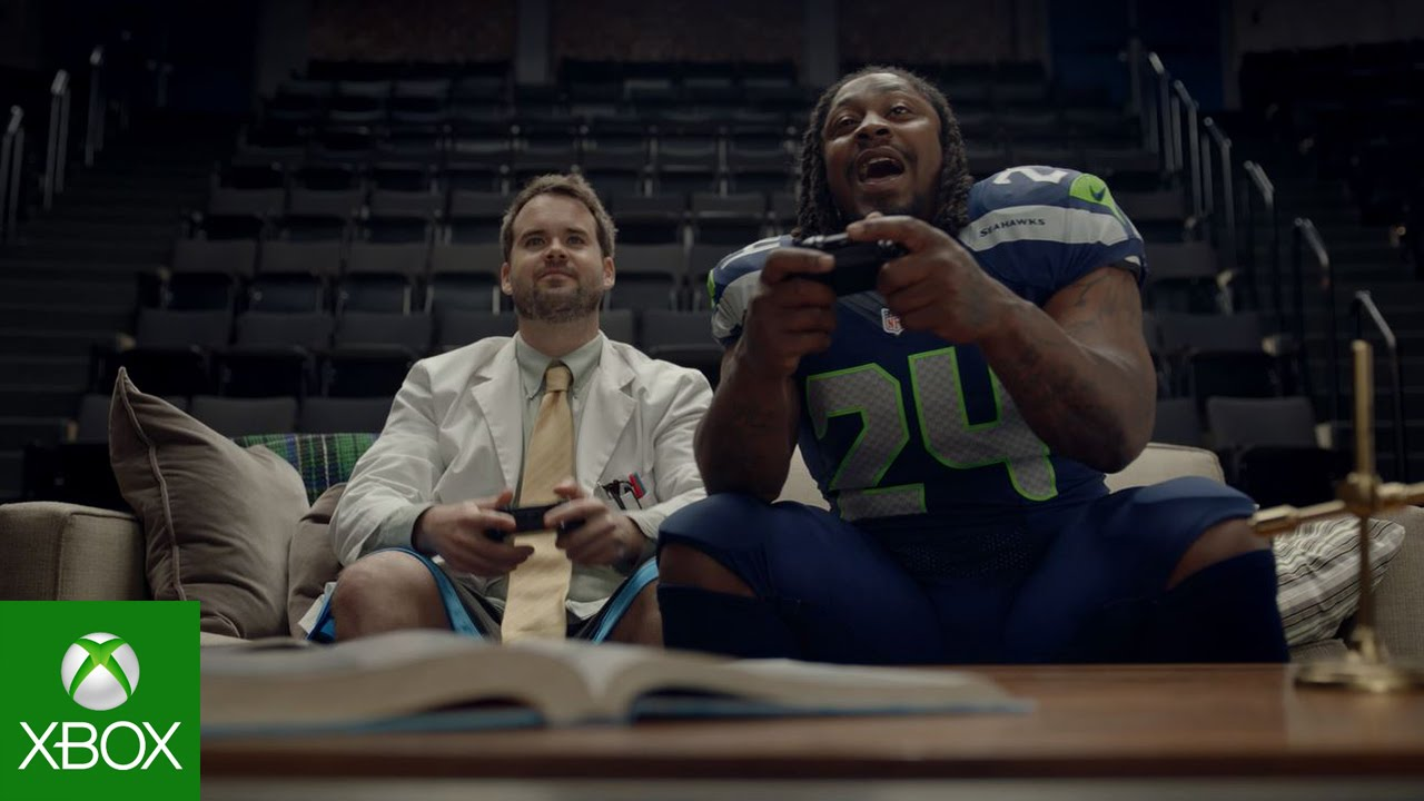 NFL On Xbox Detention Amp Madden With Marshawn Lynch