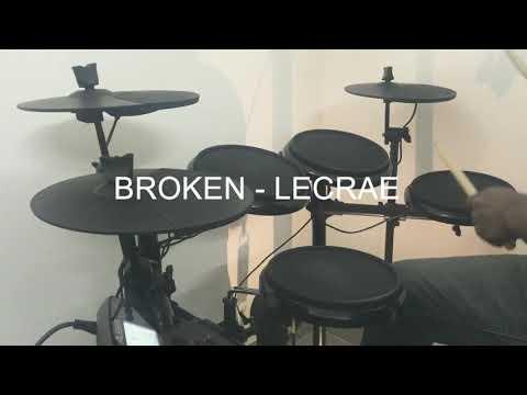 Broken - Lecrae ft. Kari Jobe //Drum Journaling