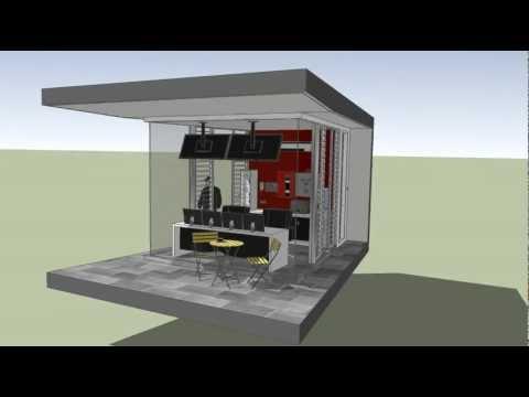 Guardhouse for Lumina Kiara YouTube