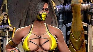 Mortal Kombat 11 All Characters Endings (klassic Arcade Endings) MK11