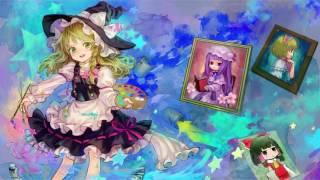 Title: sweet masterspark ❤   Album: 夕闇トワエモア ❤   Circle: F...