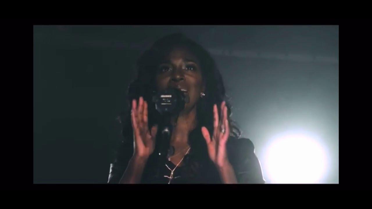 "Myshel sings ""Better"" on Vol 23 from The Worship Initiative worship album"