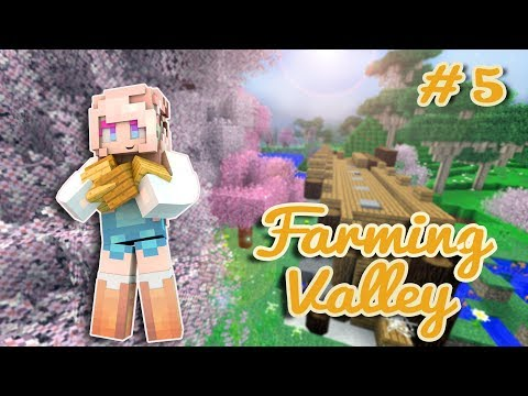 GENERAL STORE BUILT! - Farming Valley Modpack - Ep 5
