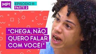 ESTUDANTE ENDIVIDADO PEDE PRA SAIR E GRITA COM A NATH! (PARTE 02 EP11, COM CENAS INÉDITAS!)