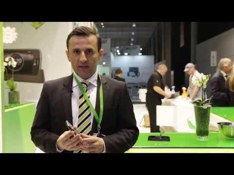 Doro Liberto 820 Mini - Smartphone einfache Bedienung (Senioren) - Große Symbole - Lauter Klang