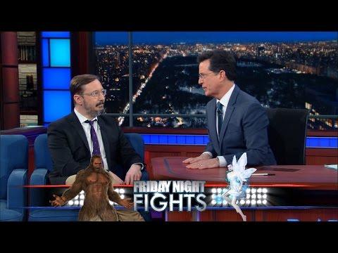 Friday Night Fights with John Hodgman