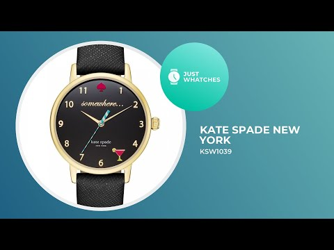Trendy Kate Spade New York KSW1039 Watches for Women Prices, Detailed Review 360°, Detailed Specs