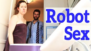 S2 Ep 8 - The Sex Robot   DOES THIS BABY MAKE ME LOOK FAT?