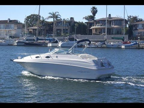 Monterey 262 Boat Deck Cockpit Walk Thru Video By South Mountain