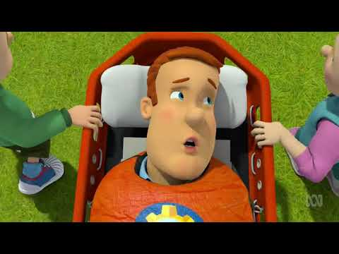 Fireman Sam: Wrong Turn Dilys (UK)