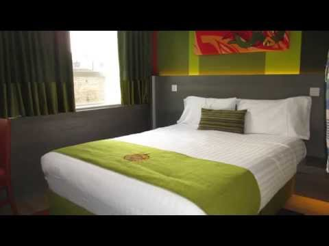 Room Tour: Hotel Temple Bar Inn Dublin