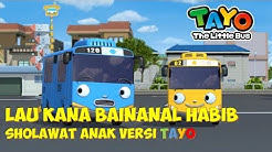 TAYO LANI BIS KECIL || LAU KANA BAINANAL HABIB || Sholawat Anak Versi Bus Tayo Paling Merdu
